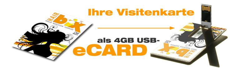 Visitenkarten Und Usb Karten Druck Aus München